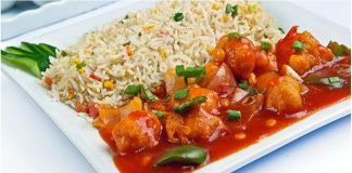 make delicious Chinese Rice