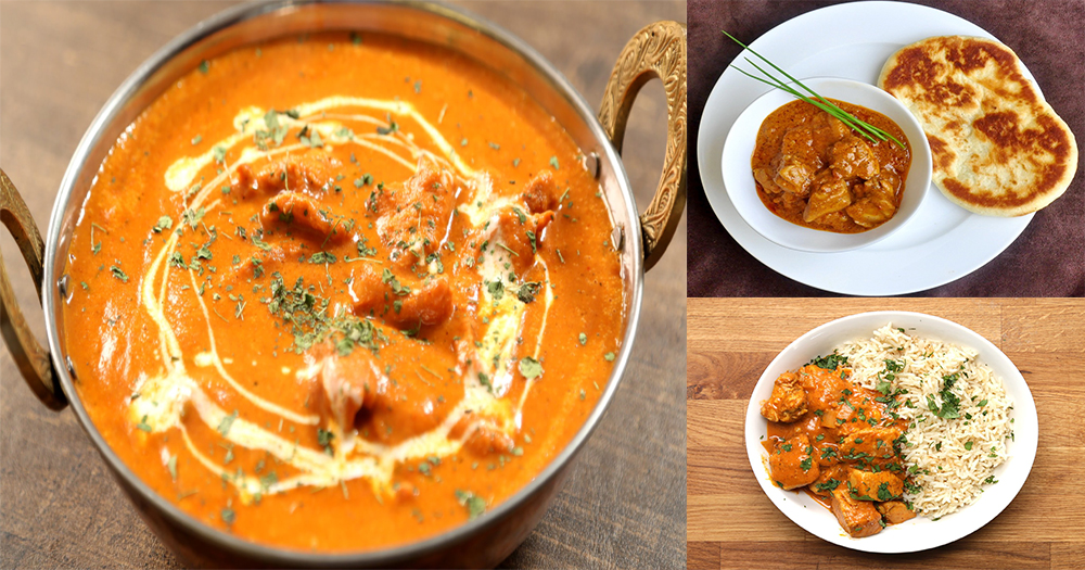 Butter Chicken in restaurant style recipe by The Bombay