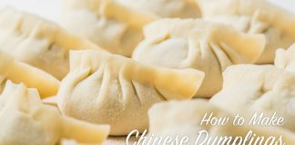 Tasty Chinese Dumplings