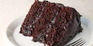 Yummy Chocolate Cake in Pressure Cooker