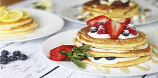 best and delicious Pancakes