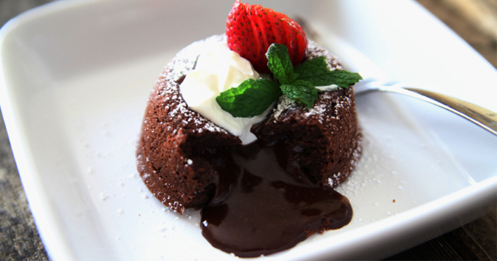 How To Make Molten Chocolate Lava Cake Without Oven