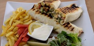 yummy Chicken Shawarma with Syrian recipe