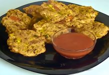 Fried Bread Pakoda