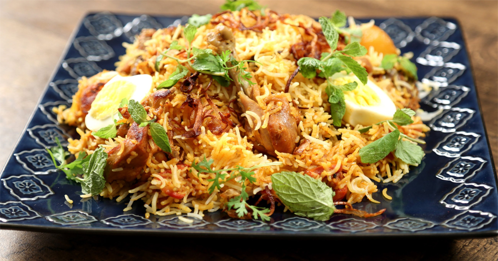 Homemade ramadan special chicken biryani at home for Chicken biryani at home