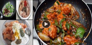 An amazing recipe to make Delicious Chicken with chili at home