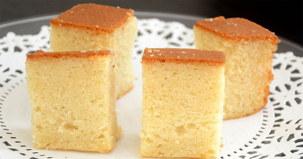 Eggless Cake Recipe In Pressure Cooker In Telugu: Eggless Vanilla Sponge Cake In Pressure Cooker Without An Oven