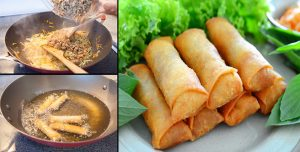 A quick and easy recipe to make Tasty Chicken Cheese Roll