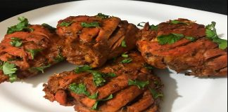 An easy and basic recipe to make BBQ Tandoori Chicken without an Oven11