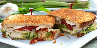 How to make Chicken Tikka Sandwiches at home121