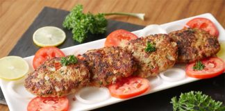 How to make Tasty Chapli Kabab at home with simple and easy ingredients