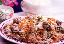 An amazing recipe to make Delicious Kabuli Pulao at home121121