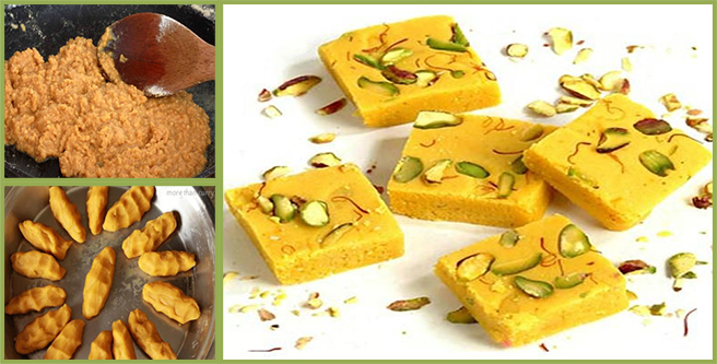 Easy Way to Make Delicious Besan Barfi At Home2