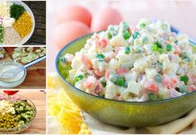 How to Make Restaurant Style Creamy Russian Salad
