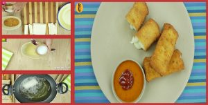 Tasty Bread Cheese Cigars with Simple Recipe