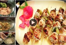 Delicious Chicken Malai Tikka Boti with simple recipe