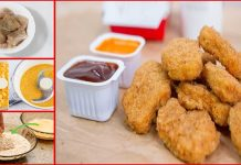 Amazing & Delicious Restaurant Style Chicken Nuggets At Home