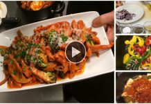 Delicious Tandoori Chicken Pasta with Step By Step Recipe