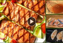 Easy Recipe to Make Delicious & Spicy Grilled Fish