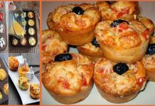 How to Make Bakery Style Pizza Muffins At Home