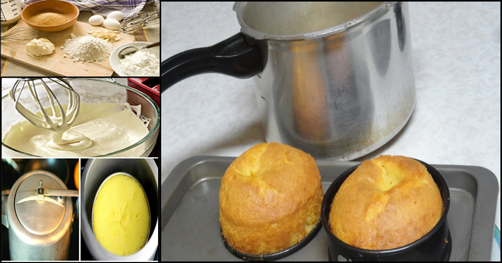 How To Make Sponge Cake Without Oven At Home