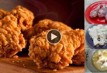 KFC Style Chicken Broast with Easy & Simple Recipe