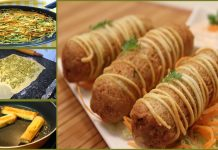 Restaurant Style Delicious Noodle Wrap Cheese Rolls recipe
