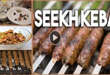 Traditional Recipe for Delicious Beef Seekh Kabab