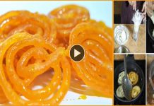 Sweet & Traditional Instant Jalebi with Step By Step Recipe