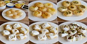 How to make Pani Puri with Yogurt and Tamarind Sauce