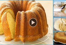 It's a Sweet & Soft Pound Cake that is easy to make and delicious to taste. So, follow the article to get the exact recipe and make it for any party.