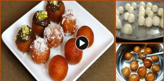 A quick and easy recipe to make Delicious Gulab Jamun at home