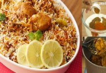 A quick recipe to make Smokey Chicken Biryani for lunch