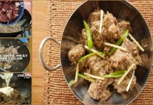 How to make Eid Special Namkeen Karahi Gosht at home