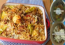 An Easy recipe to make Sindhi Chicken Biryani at home