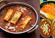 How to make Kadai Paneer in Restaurant Style at home