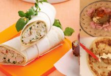 How to make Chicken Mayo Garlic Roll with simple recipe