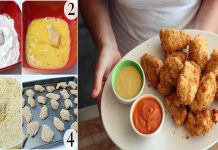 How to make Crispy Chicken Nuggets at home