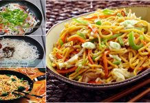 How to make Delicious Vegetable noodles at Home