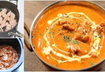 Simple Recipe to make tasty Creamy butter Chicken at Home