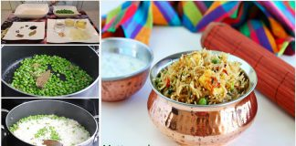 An Easy Mouthwatering Peas Pulao Recipe at Home
