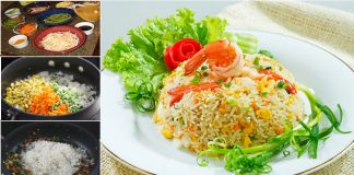 Easy and Delicious Recipe to make Singaporean Rice at Home