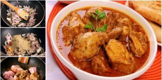 Homemade Indian Style Recipe to make Delicious Chicken Curry