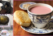 How To Make Pink Tea (Kashmiri Chai) at Home