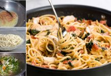 How to Make Delicious Chicken Spaghetti at Home
