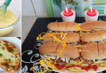 How to make Chicken Royal Mayo Sandwich at Home