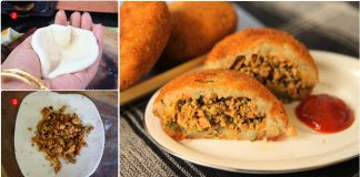 How to make Keema Kachori Recipe at Home