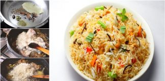 How to make Mouth Watering Kashmiri Chicken Pulao