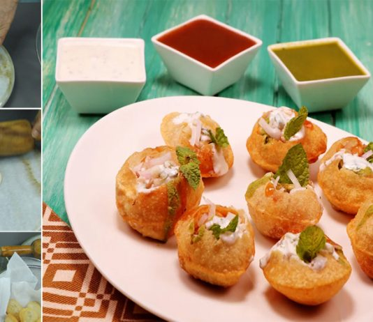 How to make Mouth Watering Spicy Gol Gappy at Home