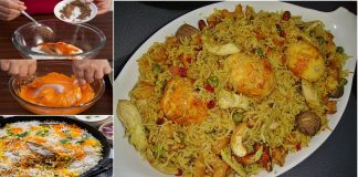 How to make Mouth Watering sindhi Biryani at Home